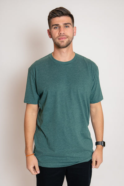 Next Level 6410 - Sueded Short Sleeve Crew