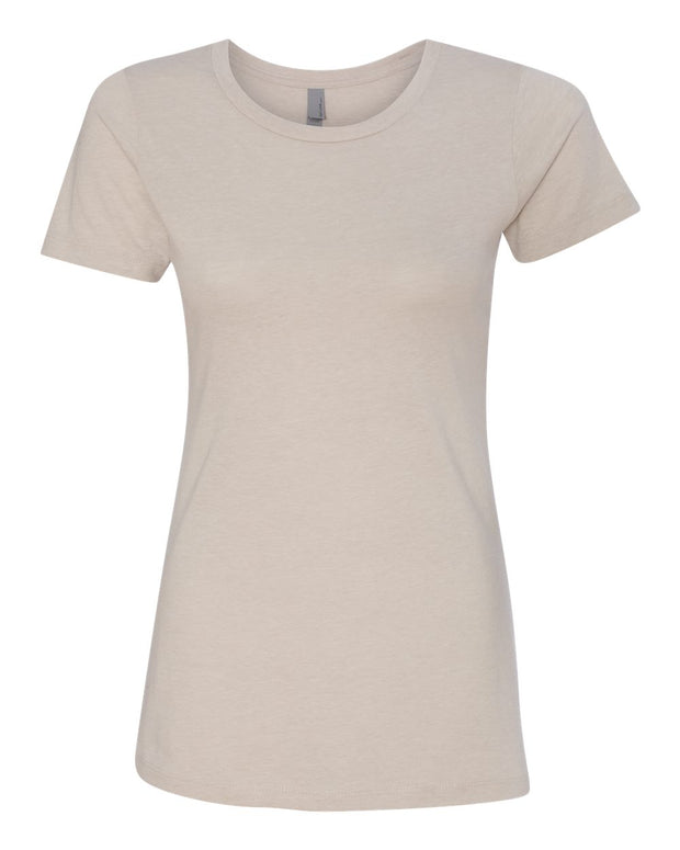 Next Level 6610 - Women's CVC Short Sleeve Crew