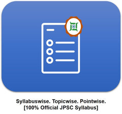 Syllabuswise. Topicwise. Pointwise. JPSC FREE books notes pdf