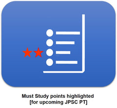 Must Study points for upcoming JPSC PT highlighted