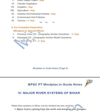 Load image into Gallery viewer, 66th BPSC Prelims Easy Book Notes: Hindi / English | Full syllabus | Current affairs till exam | PDF / Printed-Book-Mindplan.in-Mindplan.in