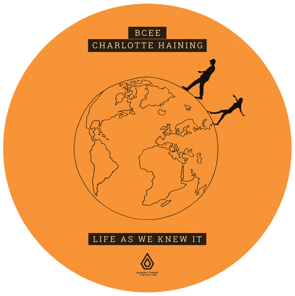 "BCee & Charlotte Haining - Life As We Knew It - 2 x 12"" Picture Disc & Download - Strictly Limited Edition - Pre-order"