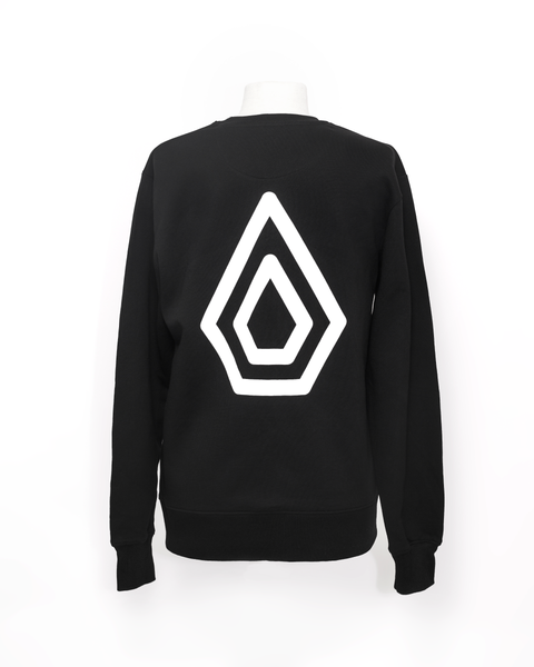 Spearhead Logo Unisex Sweatshirt (With large logo back print).