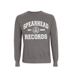 Spearhead 'College' Sweatshirt - Grey