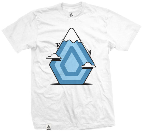 Spearhead 'Mountain' T-Shirt - White