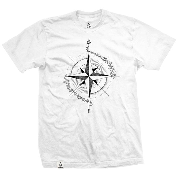 Spearhead 'Northpoint' Unisex T-Shirt - White
