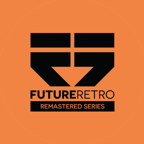 "RETRO014 - Future Retro Remastered Series - BCee / Netsky / Lenzman etc. 12"" Limited Edition Orange Viny & Download"