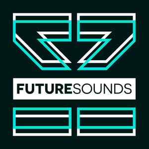 "RETRO016 - Future Retro present Future Sounds - 12"" Vinyl & MP3's"