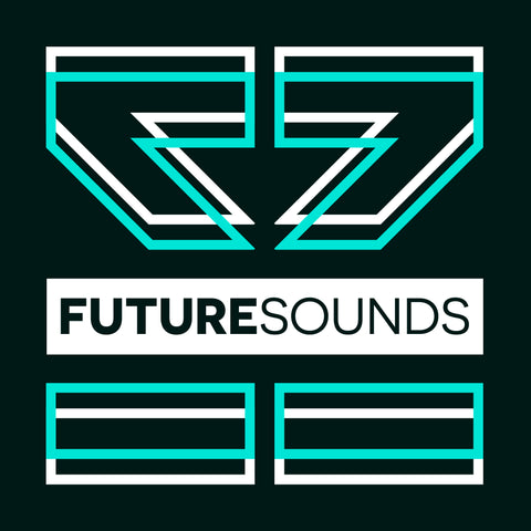 "RETRO016 - Future Retro present Future Sounds - 12"" Vinyl & Download"