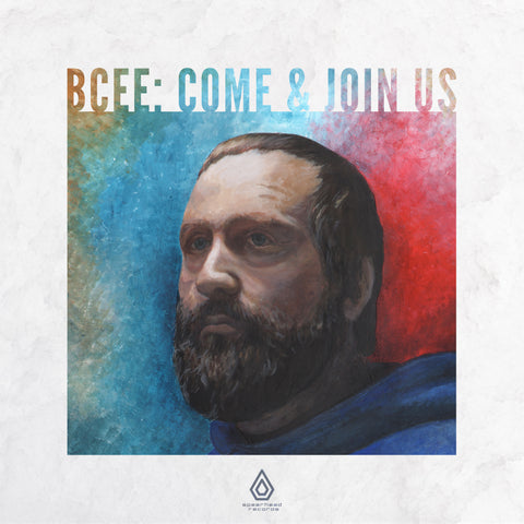 SALE - SPEAR060 - BCee - Come And Join Us LP - CD & MP3