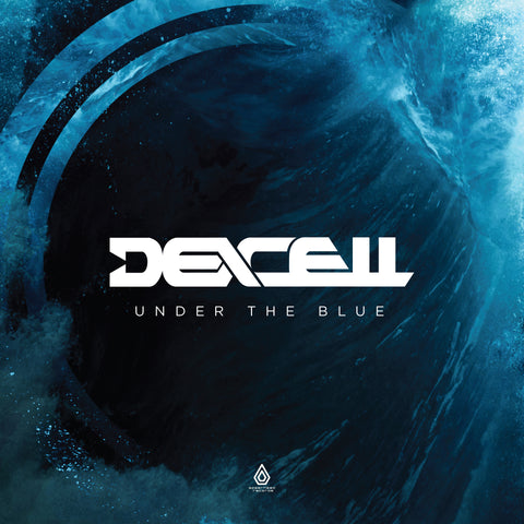 SPEAR078 - Dexcell - Under The Blue LP - CD & MP3