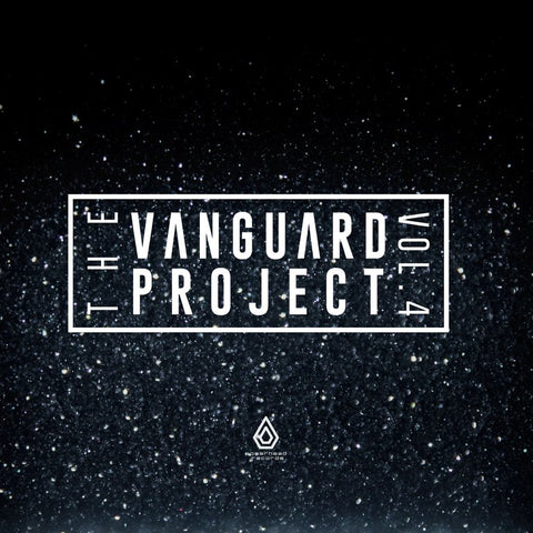 "SPEAR079 - The Vanguard Project - Volume 4 EP - 12"" Vinyl & Download"