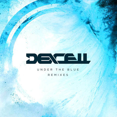 "SPEAR083 - Dexcell - Under The Blue - Remixes - 12"" Vinyl & Download"