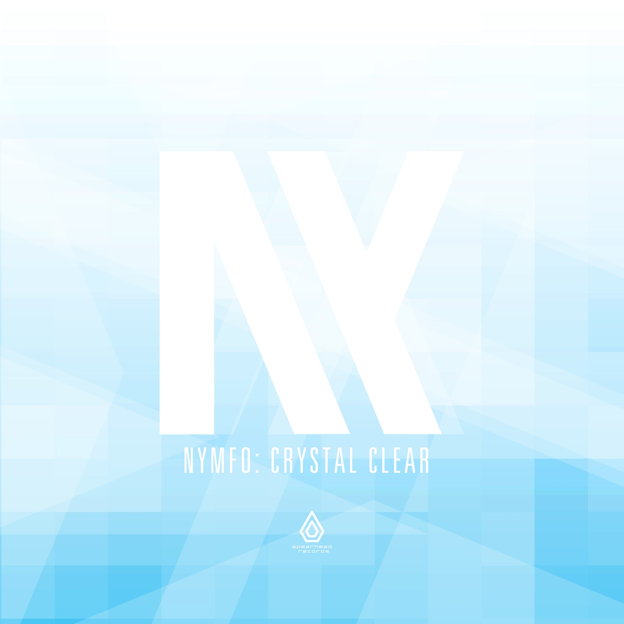 "SPEAR084 - Nymfo - Crystal Clear EP - 12"" Vinyl & MP3"