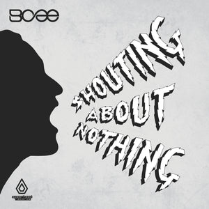 BCee - Shouting About Nothing - CD - PRE-ORDER