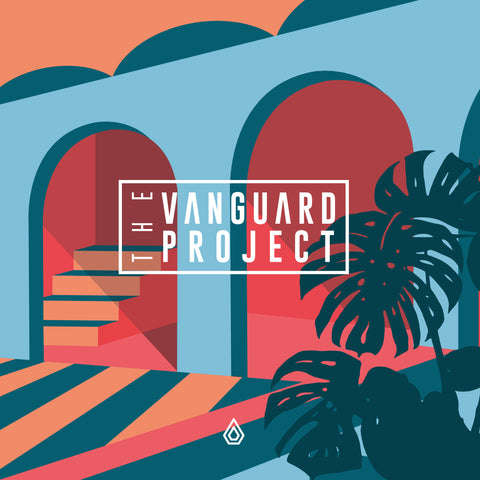 "SPEAR106 - The Vanguard Project - The Vanguard Project - 2x12"" Vinyl & MP3's - Pre-Order"