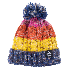 Spearhead Bobble Beanie