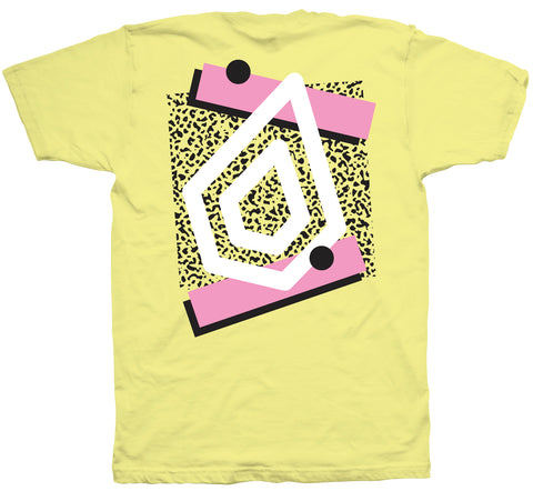 SALE - Spearhead X Mr. Penfold Cornsilk Yellow T-Shirt