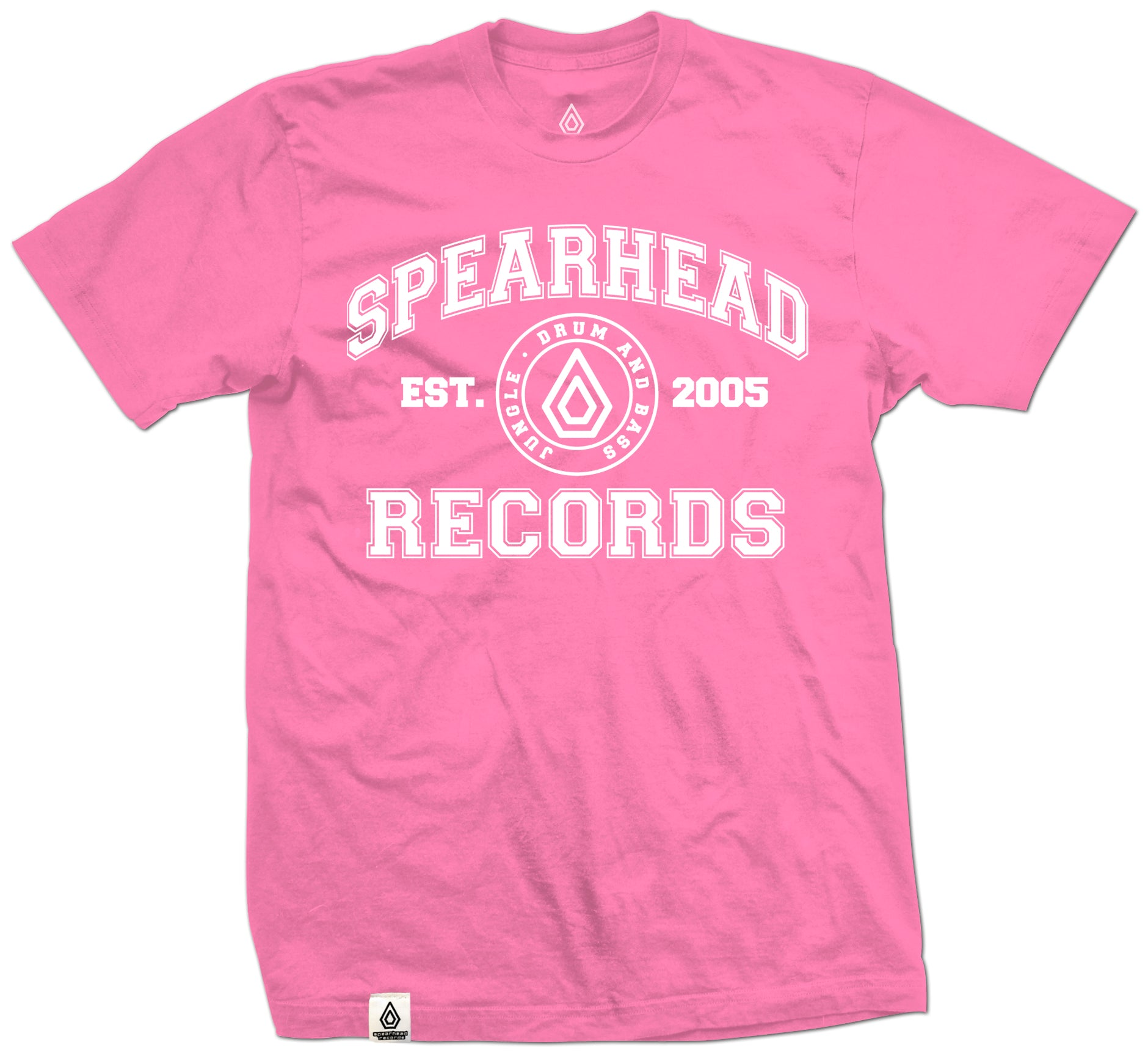 SALE - Small & Medium - Spearhead 'College' T-Shirt