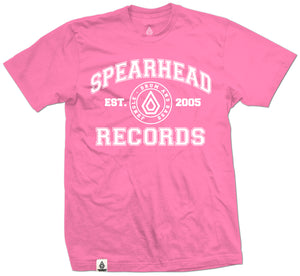 Spearhead 'College' T-Shirt