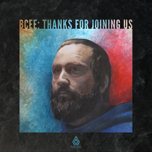 "SPEAR075 - BCee - Thanks For Joining Us - 12"" Vinyl Picture Disc, CD & MP3s"