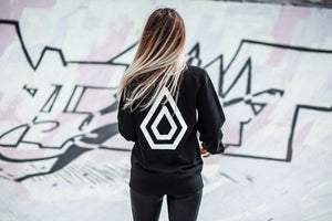 SALE - Spearhead Logo Unisex Sweatshirt (With large logo back print).