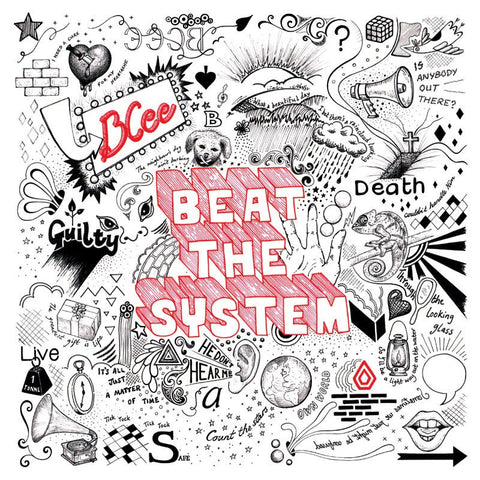 "BCee - Beat The System - 10 Anniversary Edition - 2 x 12"" Gatefold & Download *SIGNED PRE-ORDER*"