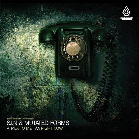 S.I.N. & Mutated Forms - Talk To Me / Right Now - Download