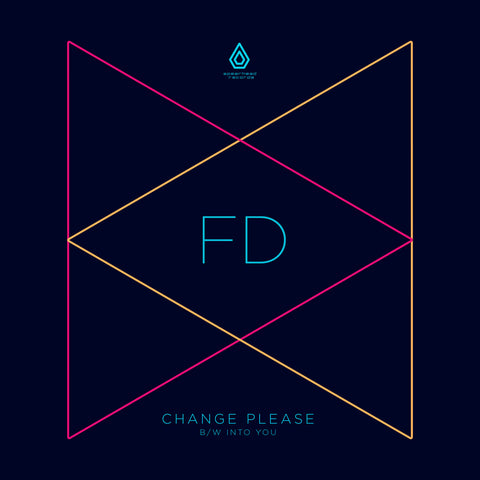 "SPEARLTD022 - FD - Change Please / Into You - Coloured 12"" Vinyl"
