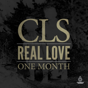 "SPEARLTD020 - CLS - Real Love / One Month - 12"" Vinyl & Download"