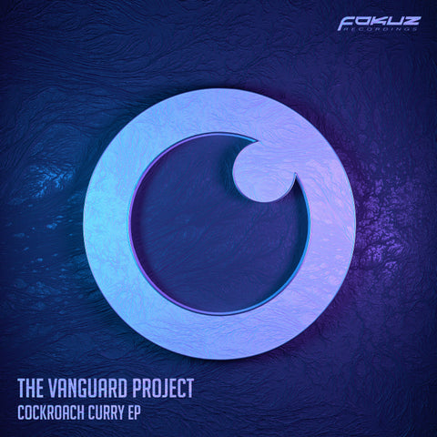 "SALE - The Vanguard Project - Cockroach Curry EP - 12"" Vinyl"