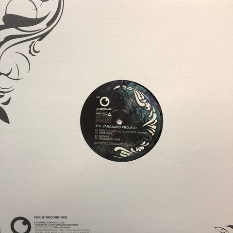 "SALE - The Vanguard Project - Daredevil EP - 12"" Vinyl"