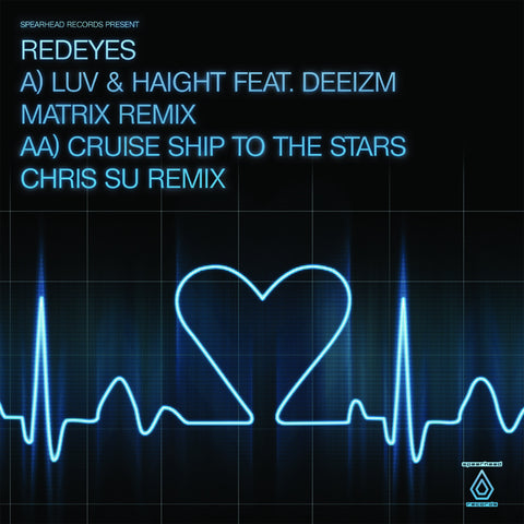 Redeyes - Luv & Haight (Matrix Remix) / Cruise Ship (Chris.SU Remix) - Download