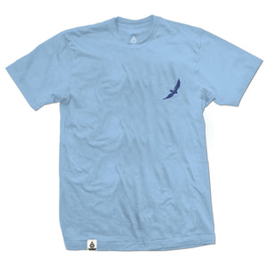 Spearhead 'In The Moment' T-Shirt - Blue