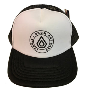 Spearhead 'Trucker' Cap - Black or Red.