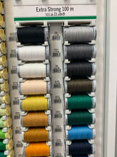 Load image into Gallery viewer, Gutermann Extra Strong Thread 100m