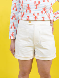 Tilly & The Buttons Jessa Trousers and Shorts Sewing Pattern