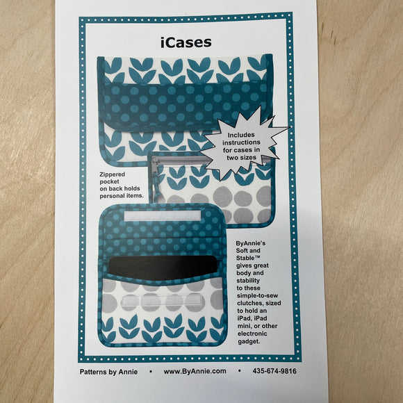 ICases Sewing Pattern