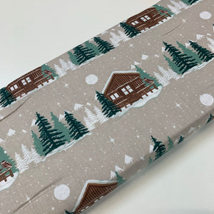 Woodland lodge Cotton