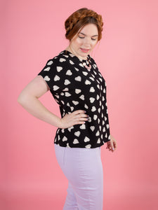 Tilly & The Buttons Stevie Tunic Sewing Pattern
