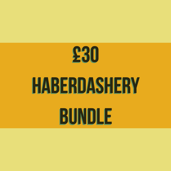 Haberdashery Gift Pack worth £30
