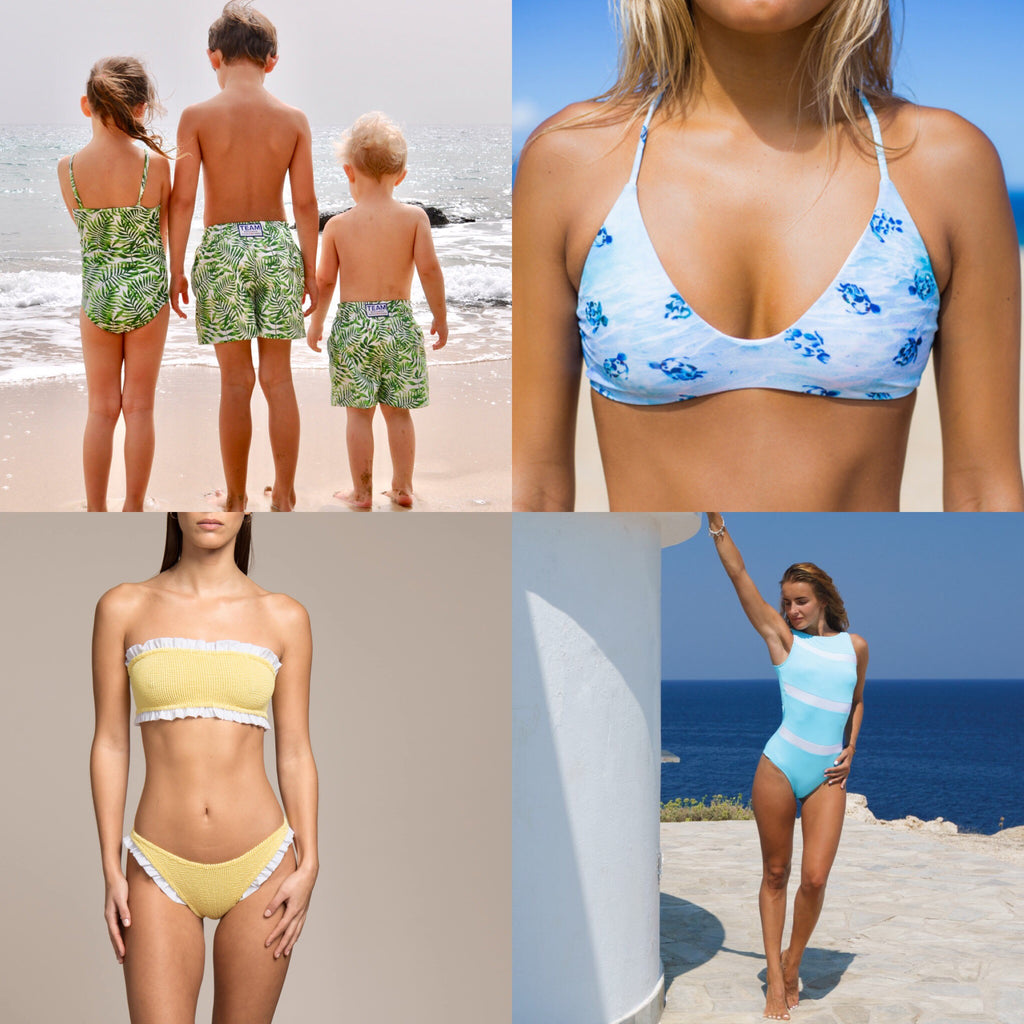 The best British made swimwear brands