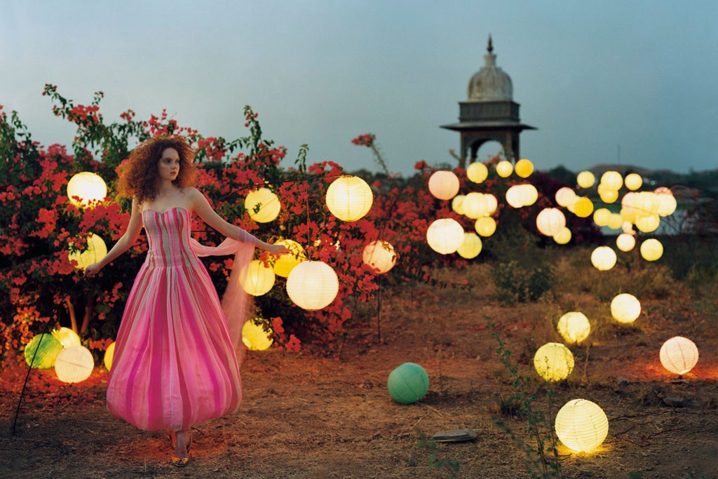 The best ever Vogue Photo Shoot: 'Lily Takes a Trip' by Tim Walker