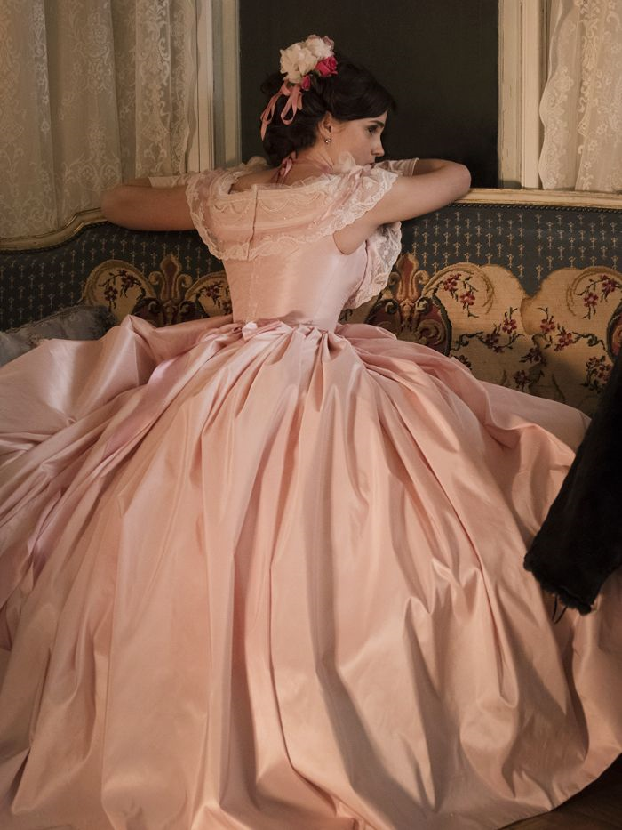 The best pink dresses in films