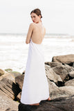 Cefalu Dress, White