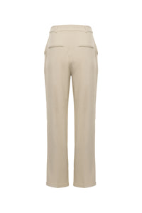 Desert Sand Tailored Pants