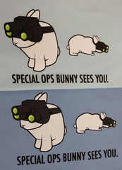 Special Ops Bunny Shirt