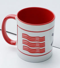 Bacon > Love Coffee Cup