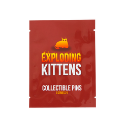 Exploding Kittens Collectible Pins - Series 2