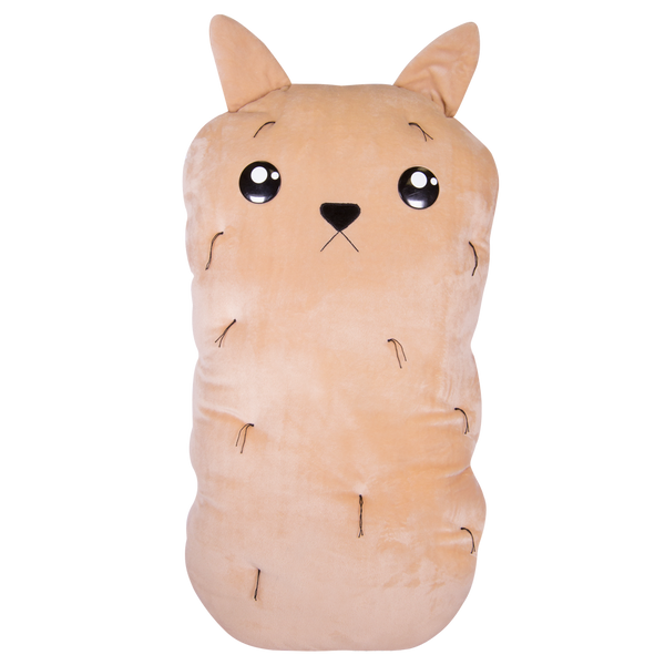 HUGE Hairy Potato Cat Plush from Exploding Kittens - Plush Toy
